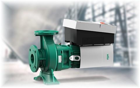 Wilo Stratos GIGA B - мощный и эффективный моноблочный насос премиум класса