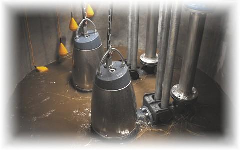 Комплектные канализационные насосные станции Grundfos для широкого применения