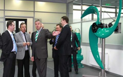 Система Wilo Geniax впервые установлена в офисно-складском комплексе «Вило Украина»