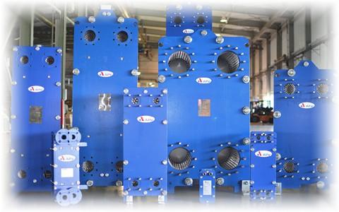 Теплообменники APV для коммунального и промышленного применения