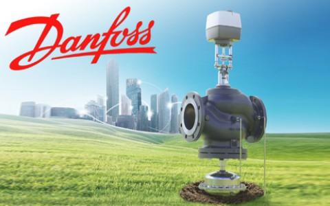 Danfoss Virtus - новая серия регуляторов давления и расхода