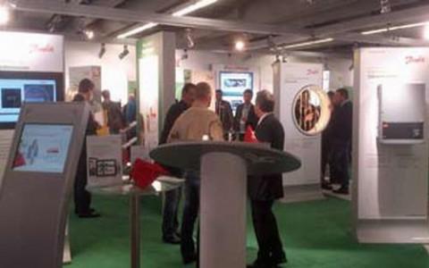 Компания Danfoss приняла участие в международной выставке ISH 2013