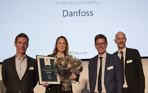 Danfoss налаживает сотрудничество с Microsoft в системе IoT