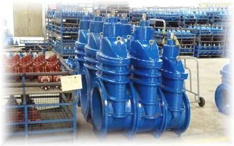 Промышленная арматура Bimex - высокое качество по выгодной цене