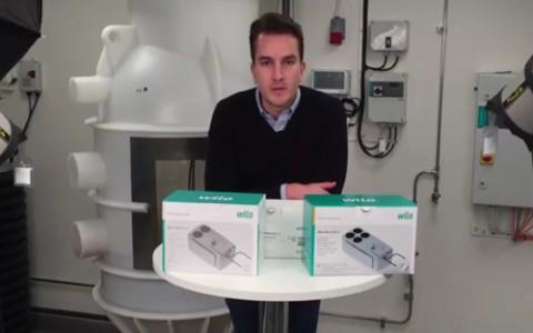 Компания Wilo представила насос для отвода конденсата Plavis-C