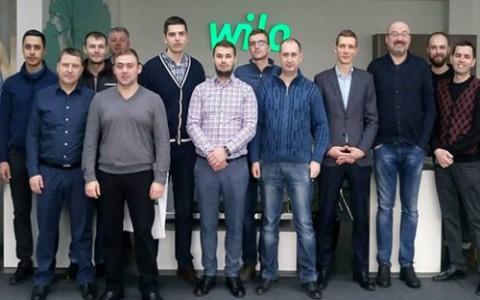 Обучающие семинары от «Вило Украина»