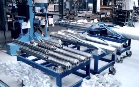 Обновление линейки скважинных насосов Grundfos SP