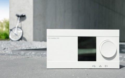 Расширен функционал контроллеров Danfoss ECL Comfort