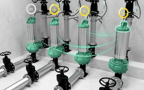 Интеллектуальная система водоотведения Wilo Nexos Intelligence