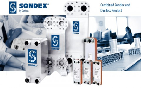 Danfoss приобретает Sondex и укрепляет позиции на рынке теплообменников