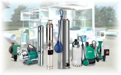 Решения от Wilo для отопления, водоснабжения и водоотведения в частных домах