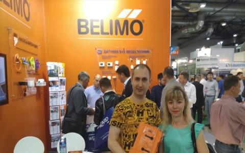 Новинки от Belimo на выставке «Аква-Терм 2018»