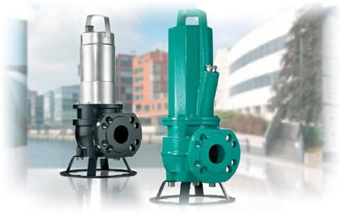 Инновационные насосы для водоотведения Wilo Rexa FIT и Rexa PRO