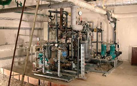 Индивидуальный тепловой пункт Danfoss установлен в КНУСА (КИСИ)