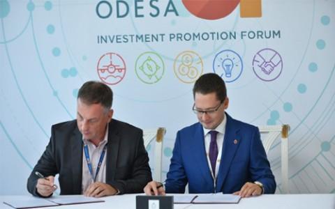 Danfoss заключил меморандум о развитии теплоснабжения в Одессе