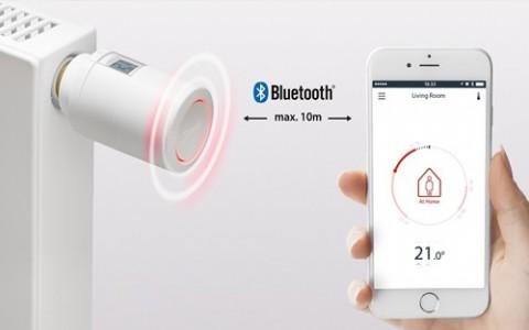Новый интеллектуальный терморегулятор второго поколения Danfoss Eco