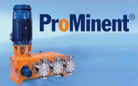 ProMinent - оборудование для водоочистки, дезинфекции и дозирования