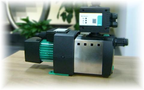 HiMulti - новые насосы Wilo для водоснабжения с высокой эффективностью