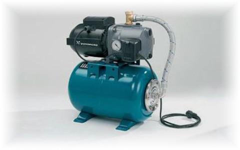 Насосы Grundfos JP Basic для подачи воды из колодцев и водоемов