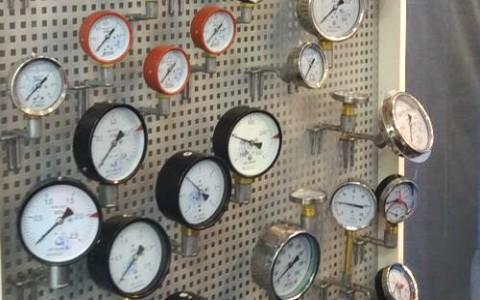 Контрольно-измерительные приборы «Стеклоприбор» на выставке «Аква-Терм»