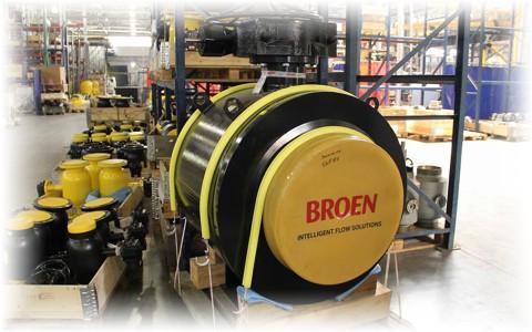 Шаровые краны Broen - надёжная и долговечная конструкция