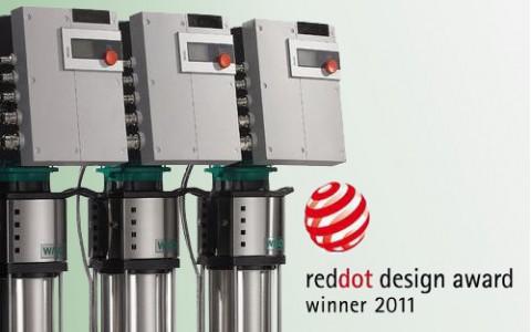Насосные установки Wilo на базе насосов Helix получили престижную награду