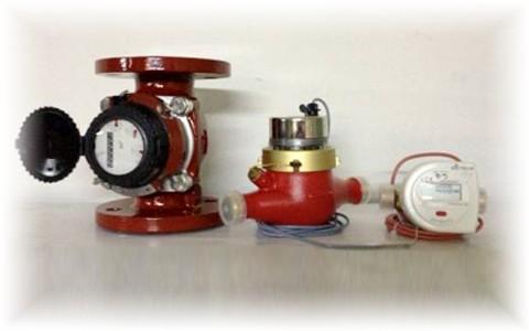 Приборы учета воды и тепла Sensus немецкого производства