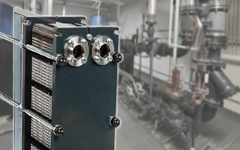 Новая серия разборных теплообменников XGM и XGF от Danfoss