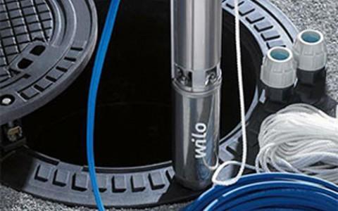 Насос Wilo Actun FIRST SPU 4 - лёгкое и комфортное водоснабжение