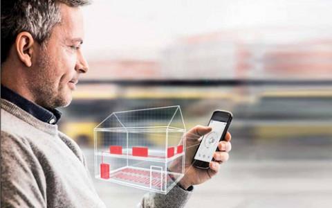 Новые возможности Danfoss для беспроводного управления отоплением