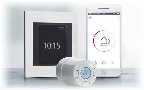 Система управления нагревательными приборами Danfoss Link