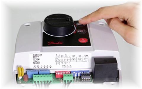 Большой выбор электрических приводов для клапанов Danfoss