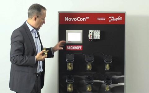 Danfoss представил новый электронный привод NovoCon