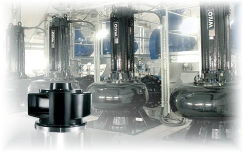 Solid инновационное рабочее колесо для канализационных насосов Wilo