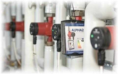 Циркуляционный насос Grundfos Alpha2 - сочетание эффективности и надёжности