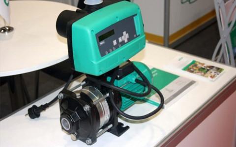 Wilo предлагает новые компактные автоматические насосные установки EMHIL