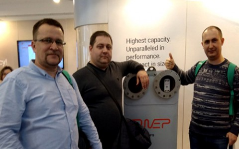 Теплообменное оборудование со всего мира на выставке ISH 2019