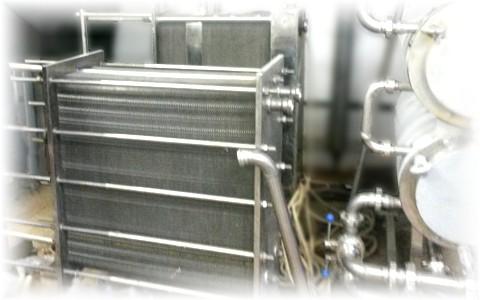 Теплообменники GTE нашего производства для различных отраслей промышленности