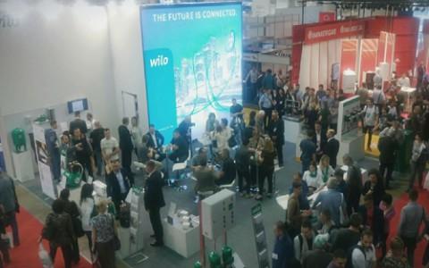 На выставке «Аква-Терм 2019» была представлена продукция Wilo