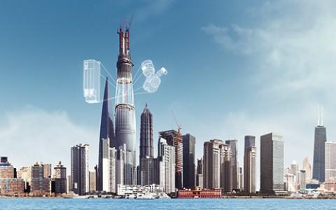 Второе по высоте здание в мире укомплектовано технологиями Danfoss