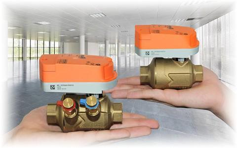 Новое поколение комбинированных зональных клапанов PIQCV производства Belimo