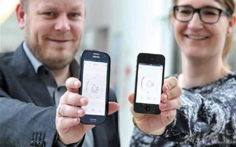 Данфосс представил мобильное приложение для регулировки микроклимата