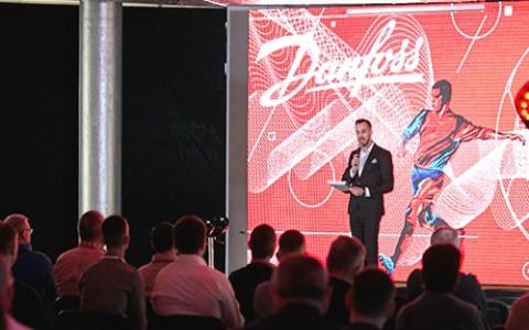 В Киеве прошла встреча дистрибьюторов Danfoss