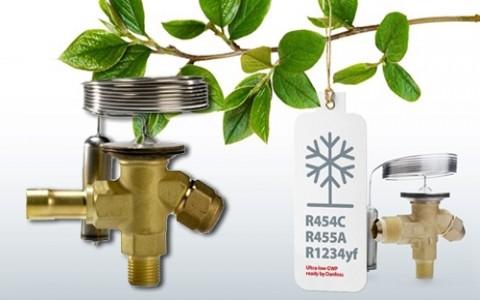 Расширительные термоклапаны Danfoss T2 и TE2 улучшены
