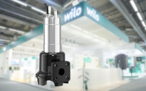 Wilo Rexa UNI - новая модель для отвода промышленных сточных вод