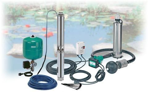 Насосы для бытового водоснабжения Wilo TWU и TWI - практично, современно, экологично