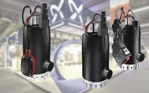 Grundfos презентовали обновлённую линейку дренажных насосов Unilift CC