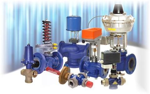 Регуляторы и клапаны производства LDM (Чехия) - выгодная альтернатива