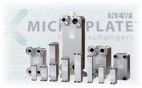 Пластинчатые теплообменники Danfoss с пластинами Micro Plate - инновация в теплопередаче