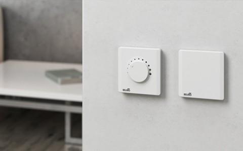 Новые комнатные датчики и блоки управления Belimo